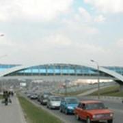 Мост пешеходный фото