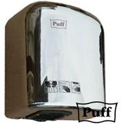 Электросушилка для рук Puff-8826 на 1,65 кВт (нержавейка) фото