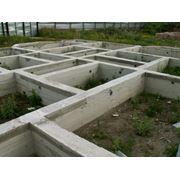 Фундаменты ленточные ФЛ 16-24-2 фото