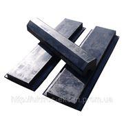 Плита футеровочная ПРФМ.001-02, 330мм., 8,6кг. фото