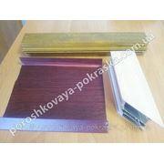 Декорирование профиля и изделий из металла фото