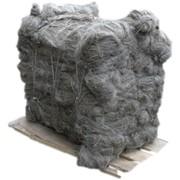 Волокно льняное. Льноволокно короткое №3 широко используется в строительстве. фото