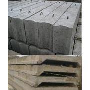 Блоки фундаментные и плиты перекрытия шатровые фото