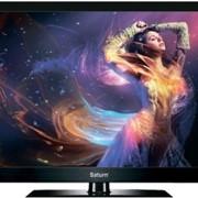 Телевизор Saturn LED19 A Black фото