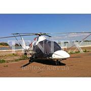 Изготавливаем, чехлы на самолеты, вертолеты, паропланы. фото