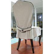 Чехлы на стулья фото