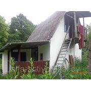 Дачный участок в пригороде Бреста с незарегистрированным домиком фото