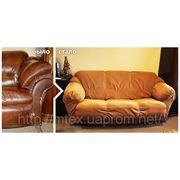 Реставрация мебели с помощью чехлов фото