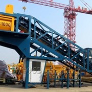 Мобильный бетонный завод «Changli» YHZS 50 (50 м3/час). БСУ фото