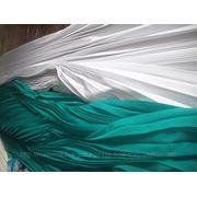 Изготовление плиссе-полусолнце из ткани заказчика фото