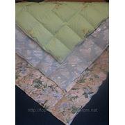 Пошив одеял из наполнителя заказчика любых размеров, любой формы. фото
