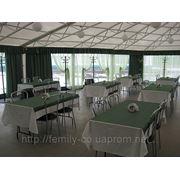 Изготовление текстиля для ресторанов фото
