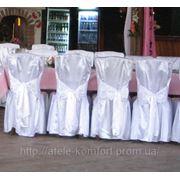 Пошив чехлов для стульев