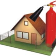 Поставка и монтаж систем пожарной сигнализации фото