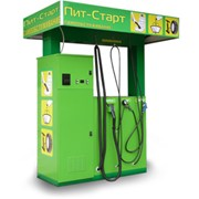 Автомат самообслуживания для подкачки шин Пит-Старт 300 фото