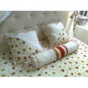 Покрывала, подушки фото