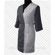 Пошив рабочих халатов под заказ фото