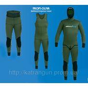Индивидуальный пошив гидрокостюмов мокрого типа Sigma Sub PROFI OLIVA фото