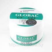 Гель конструирующий Global 14 гр. белый фото