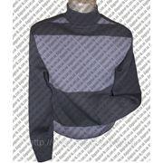 Пуловер мужской трикотажный под заказ фото
