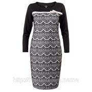 Платье с бантиком (оптом низкие цены) фото