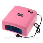 Профессиональная УФ лампа 36W 240V для сушки ногтей (ЕС Plug). фото