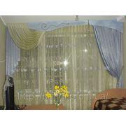 Шторы, гардины. жесткий ламбрекен в детской комнате. фото