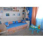 Дизайн штор детская комната фото