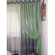 Пошив штор, гардин,текстиля. фото
