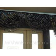 Пошив и дизайн штор и прочих текстильных изделий. фото