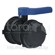 Кран клапанный обменный (80 мм) фото