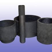 Конструкционные детали для розлива металлов, отжига и спекания различных смесей из силицированного графита фото