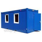 Блок контейнеры фото