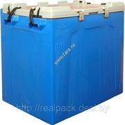 Изотермический контейнер объемом 150 литров фото