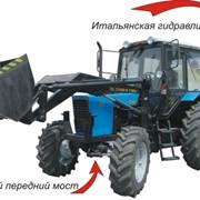 Экскаватор/ бульдозер/ погрузчик на базе Беларус 82.1 фото