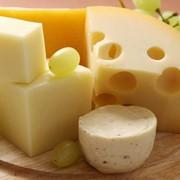 """Сыры твёрдые, Сыр твердый """"Голландский"""" 45%, ТМ """"Молочный визит"""" фото"""
