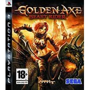 Игра для ps3 Golden Axe: Beast Rider фото