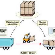 Кросс-докинг и услуги складского хранения фото
