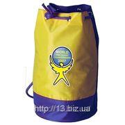 Р116 Торба обычная с шнуровкой. | Пошив на заказ | Нанесение логотипа фото