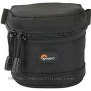 Сумка LOWEPRO Lens Case 8 x 6cm Black LP36301- фото