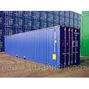 Контейнер 40 футов, konteiner.by фото