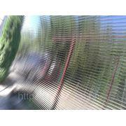 Поликарбонат Polygal 4 мм прозрачный фото