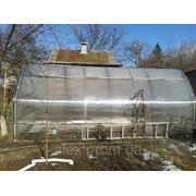 Поликарбонат для теплиц ACTUAL 8 мм фото