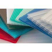 Сотовый и монолитный поликарбонат Черкасы разных цветов, толщин и производителей с доставкой! фото