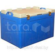 Изотермический контейнер объемом 100 литров фото