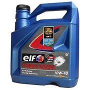 Elf Turbo Diesel 10W-40 / Ельф турбо дизель 10в40 5л Полусинтетическое моторное масло фото