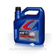 Моторное масло ELF Turbo Disel 10W40 (5 Liter) фото