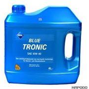 Масло моторное полуcинтетическое Blue Tronic 10w40 4л фото
