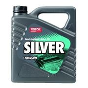 Моторное масло Teboil Silver (п/синт) 10W-40 4л фото