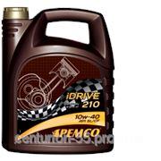 PEMCO IDRIVE 210 10W 40 полусинтетическое масло 4л фото